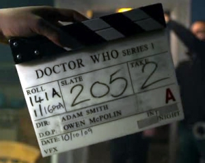 The Clapper Board (c)BBC