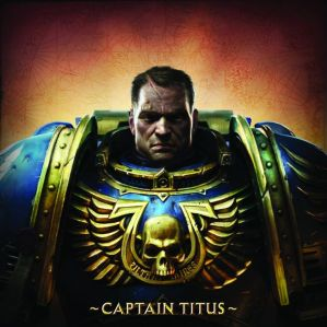 Captain Titus (c) Games Workshop
