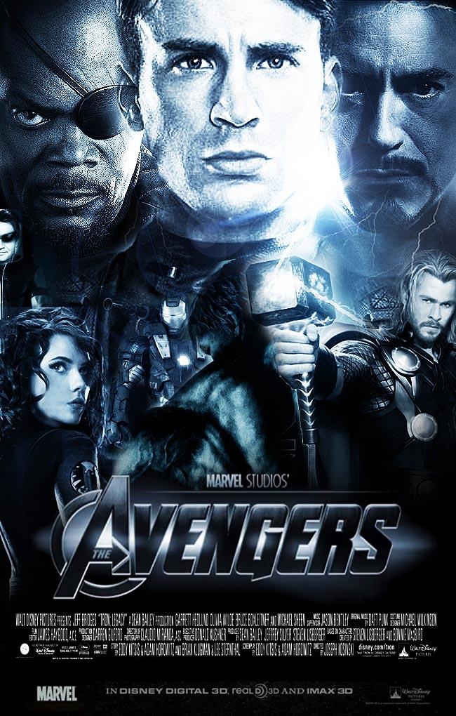 The Avengers – Movie Phenomena Of The Year