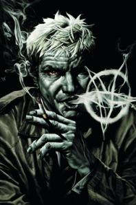 John Constantine cigarette pentagram