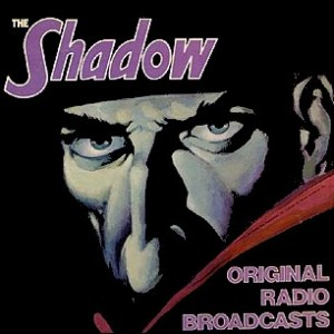 The Shadow Radio Cover